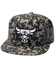 Men - Chicago Bulls NBA reflective digi camo Snapback