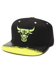 Men - Chicago Bulls Infragreen Visor Snapback