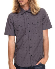LRG - Future 47 S/S Button-Down