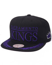 Mitchell & Ness - Sacramento Kings NBA Laurel Snapback Hat