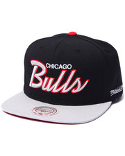 Mitchell & Ness - Chicago Bulls NBA Script Snapback Hat