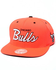Mitchell & Ness - Chicago Bulls NBA Infrared snapback hat