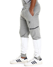 Jeans & Pants - Colorblock Sweatpant