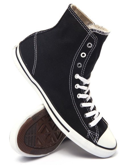 Converse - Women Black Chuck Taylor All Star Fancy Hi Sneakers