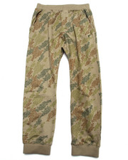 Sweatpants - CAMO JOGGER (8-20)