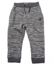 Boys - CAMO CRUSH JOGGER (2T-4T)