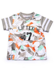 T-Shirts - COCA CAMO JERSEY (2T-4T)