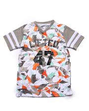 T-Shirts - COCA CAMO JERSEY (8-20)