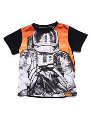 Tops - SPACEY MANE SUBLIMATION TEE (2T-4T)