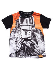 LRG - SPACEY MANE SUBLIMATION TEE (4-7)
