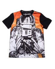 LRG - SPACEY MANE SUBLIMATION TEE (8-20)