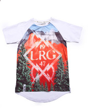 LRG - MOUNTAIN RAGLAN (8-20)