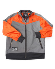 Light Jackets - HI-RES REFLECTIVE TRACK JACKET (8-20)