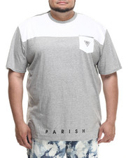 Men - Colorblock T-Shirt (B&T)