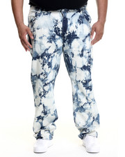 Men - Bleach Splatter Denim (B&T)