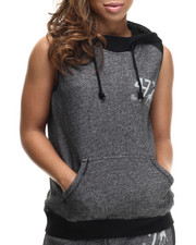 LRG - Lifted Misfit Sleeveless Hoodie