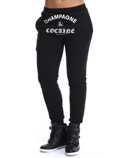 Crooks & Castles - Champagne and Cocaine Sweatpants