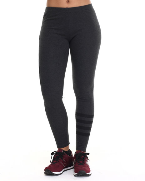 Ur-ID 215068 Crooks & Castles - Women Black Smoke Knit Leggings