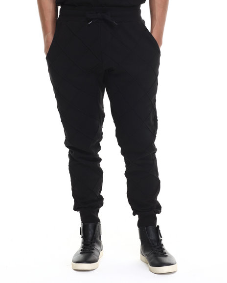 Rocksmith - Men Black Kilos Jogger