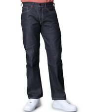 Levi's - 569 Loose Straight Engine Flap Jeans