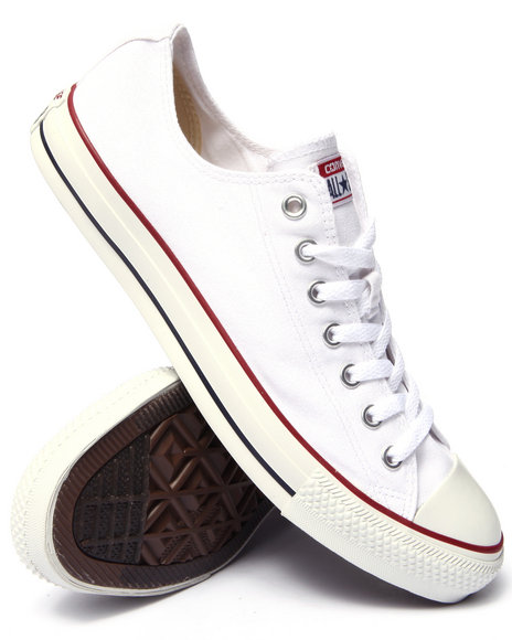 Converse - Men White Chuck Taylor All - Star Ox