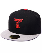 Fitted - Chicago Bulls Classic custom 5950 fitted hat