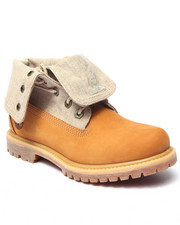 Women - Timberland Earthkeepers Canvas Fold-Down Boots