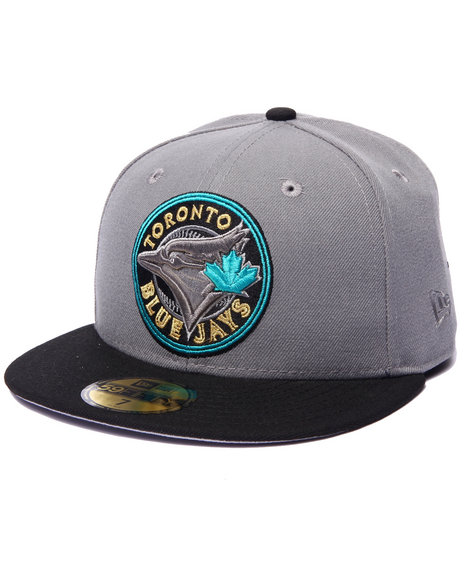 New Era - Men Grey Toronto Blue Jays
