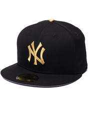"Men - New York Yankees ""Your Airness"" Metallic Gold edition 5950 fitted Hat"