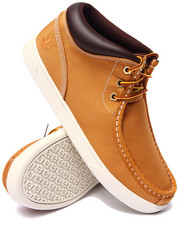 Shoes - Groveton Canvas Moc Toe Chukka