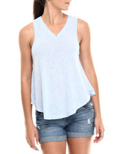 Fashion Lab - Jersey Double ee Tank Top