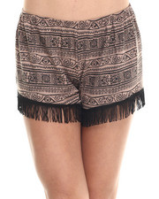 Fashion Lab - Tribal Print Short
