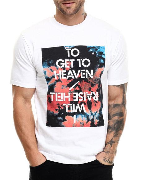 Rocawear Blak - Men White Heaven Tee