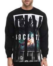 Flysociety - Spaced Cowboys L/S T-Shirt