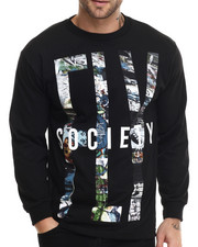 Flysociety - A Bomin Nation L/S T-Shirt