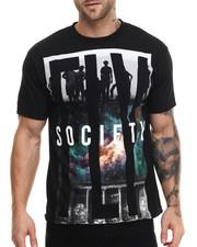 Flysociety - Spaced Cowboys T-Shirt