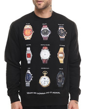 Men - Watch Alert Sweatshirt