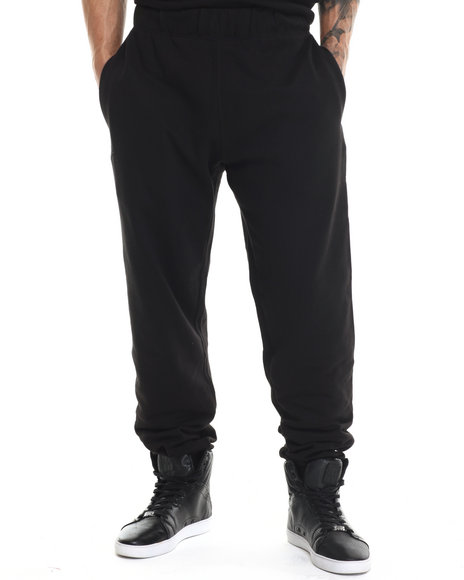 Rocawear - Men Black Classics Sweatpants