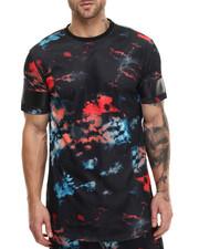 Shirts - Mesh Long Tee