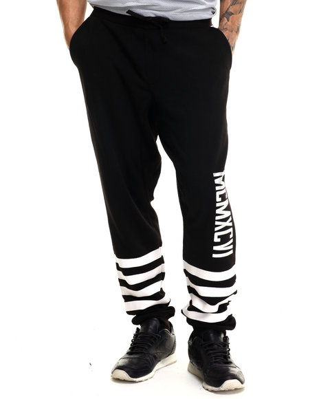 Enyce - Men Black Ithaka Joggers