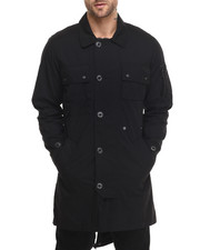 Outerwear - Blak Trench Coat