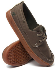 Timberland - Groveton Canvas Oxford Boat Shoe