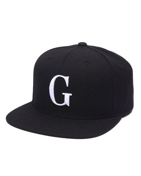 Grizzly Griptape Men G Class Snapback Cap Black
