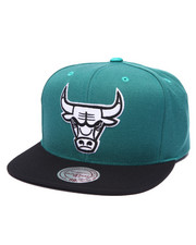 Hats - Chicago Bulls Gem Green Edition Snapback hat