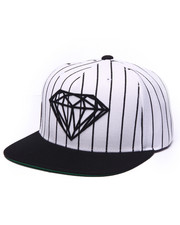 Men - Brilliant Pinstripe Snapback Cap