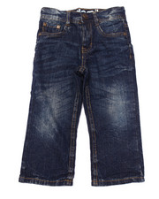 Bottoms - ACID WASH JEANS (2T-4T)