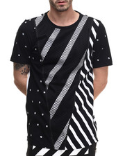 Buyers Picks - V Mesh - Trimmed S/S Tee