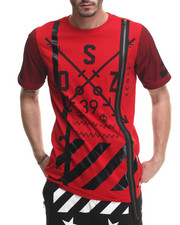 Buyers Picks - S Q Z Zipper - Trimmed Tee