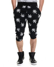 Men - Plant Life drawstring Shorts
