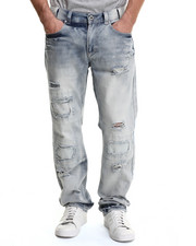 Jeans & Pants - Oasis Denim Wash Straight fit  Jeans